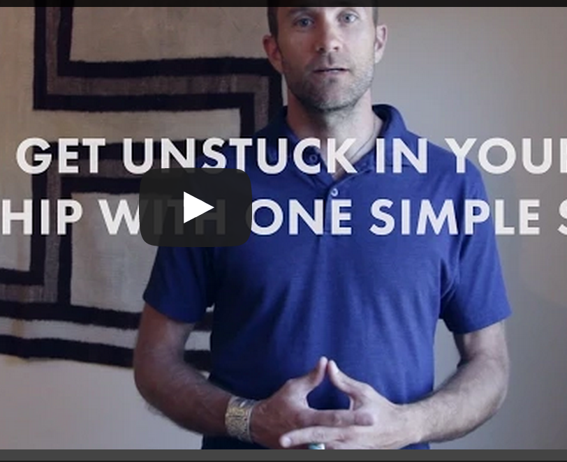Get Unstuck In Your Relationship With One Simple Statement