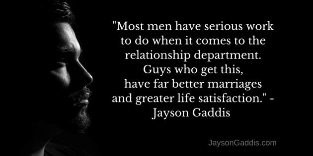Relationships men in Help for